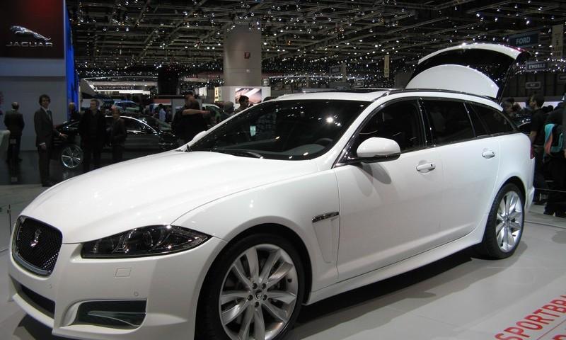 Anteprima Mondiale per la Jaguar XF Sportbrake