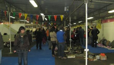 Alla mostra scambio di Osnago 2012 quarta edizione