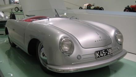 Al Porsche Museo di Stoccarda