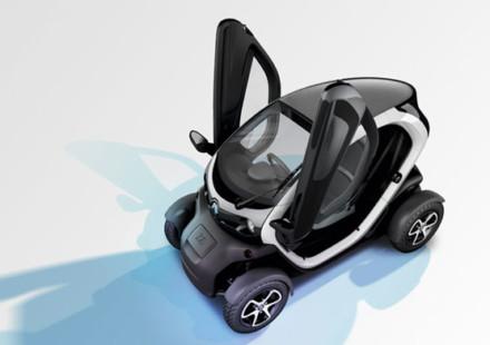 In vendita a fine Marzo la Renault Twizy