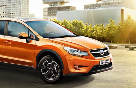 5 Stelle Euro NCAP per la Subaru XV