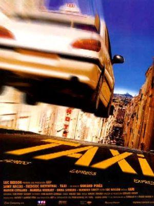 Auto e Cinema: Taxxi Peugeot 406