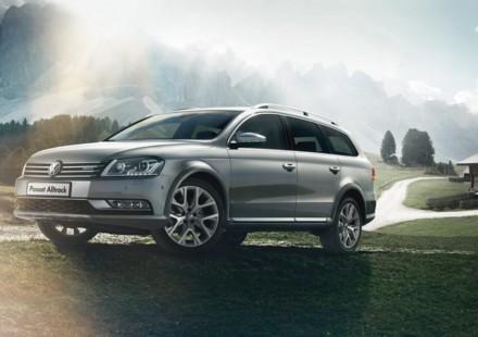 Nei concessionari la Volkswagen Passat Alltrack