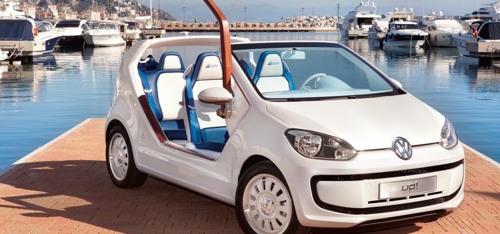 A Ginevra l'annello di contatto tra la auto e la barca di Giugiaro