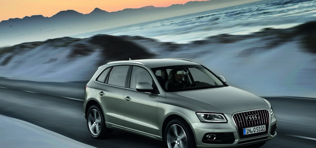 Tanti gli aggiornamenti per la Audi Q5
