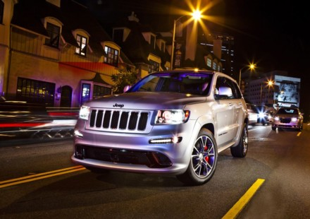 Jeep Grand Cherokee SRT nei concessionari