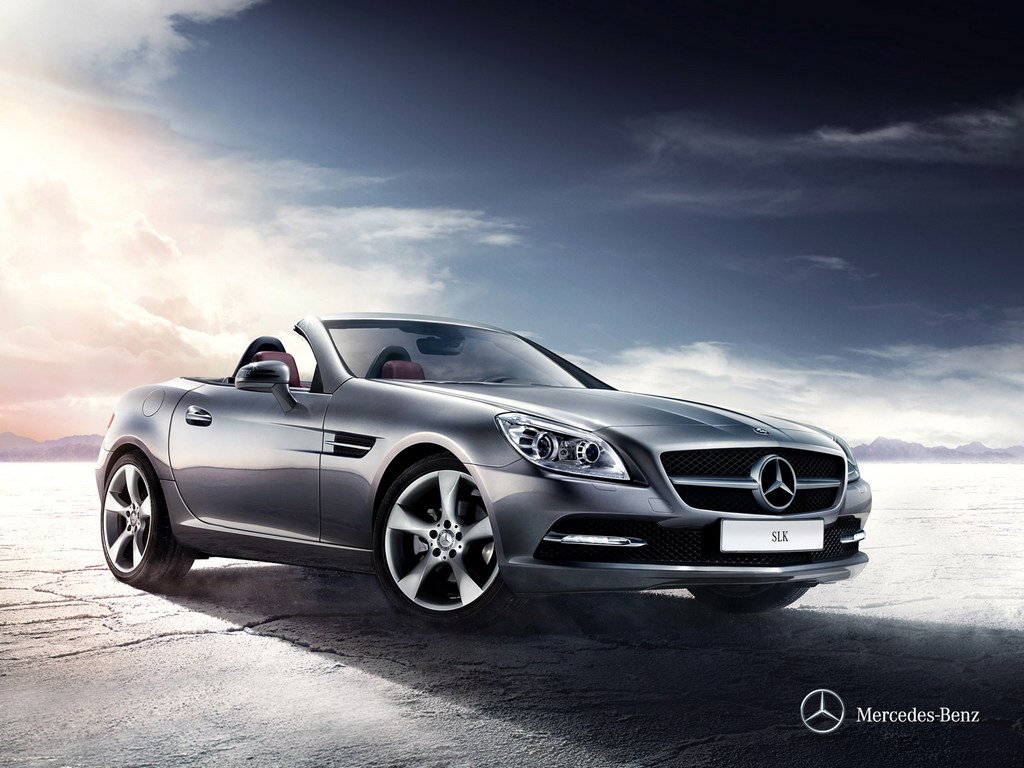 mercedes slk 250 cdi 5000 euro di optional in regalo video spot cavalli vapore. Black Bedroom Furniture Sets. Home Design Ideas