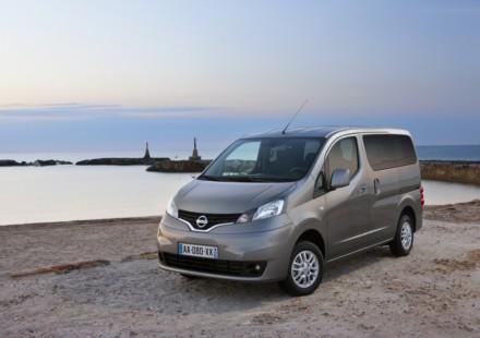 Nissan Evalia una vera auto da Famiglia