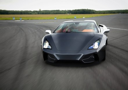 Arrinera la super car Anglo Polacca