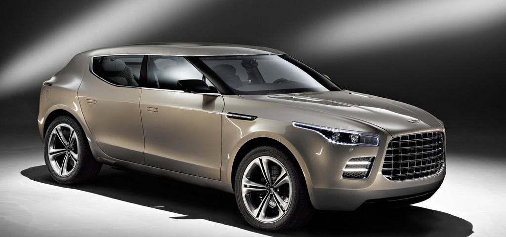 Concept Aston Martin Lagonda SUV
