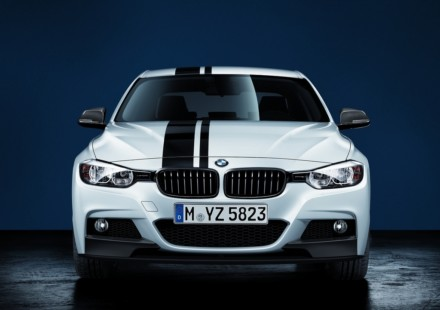 BMW M Performance Parts per la Serie 3 e 5