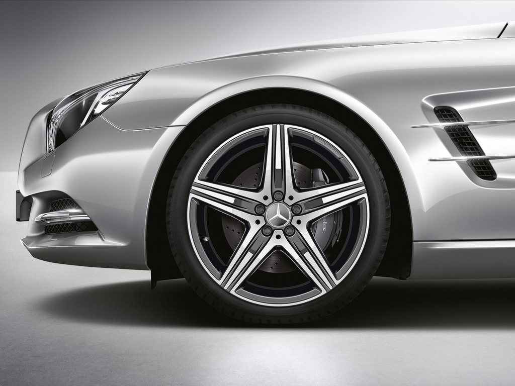 Mercedes Benz nuovi cerchi in lega