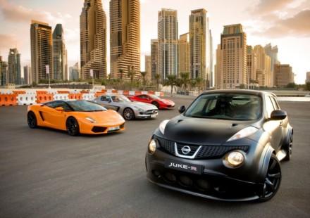 Nissan Juke-R in produzione e cortometraggio Nemesis