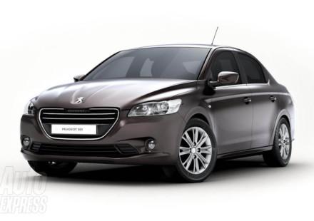 Peugeot cambia i nomi