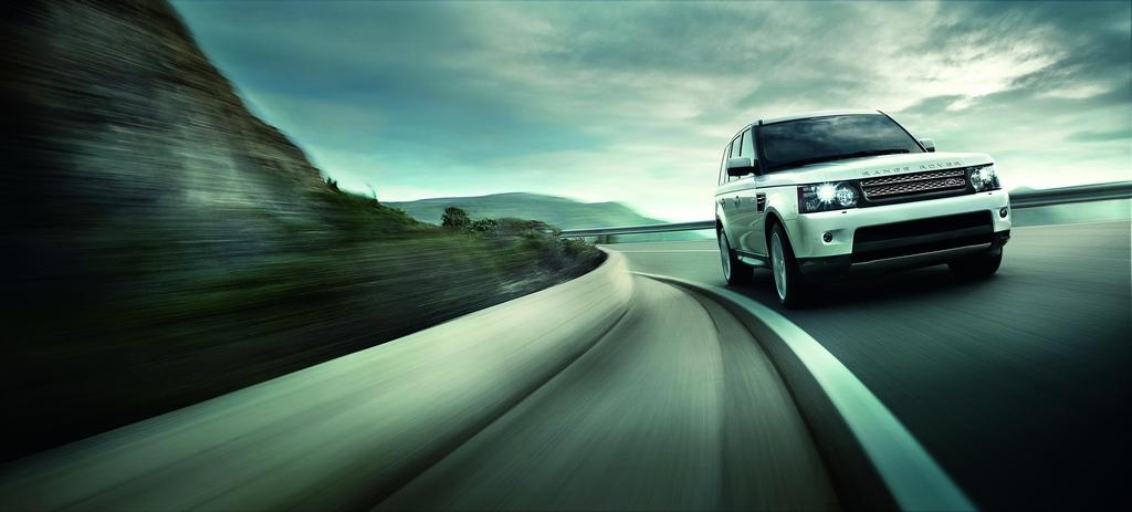 Range Rover Sport 2013 nuove personalizzazioni