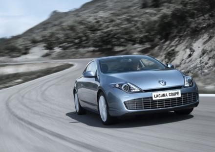Nuova motorizzazione per la Renault Coupé