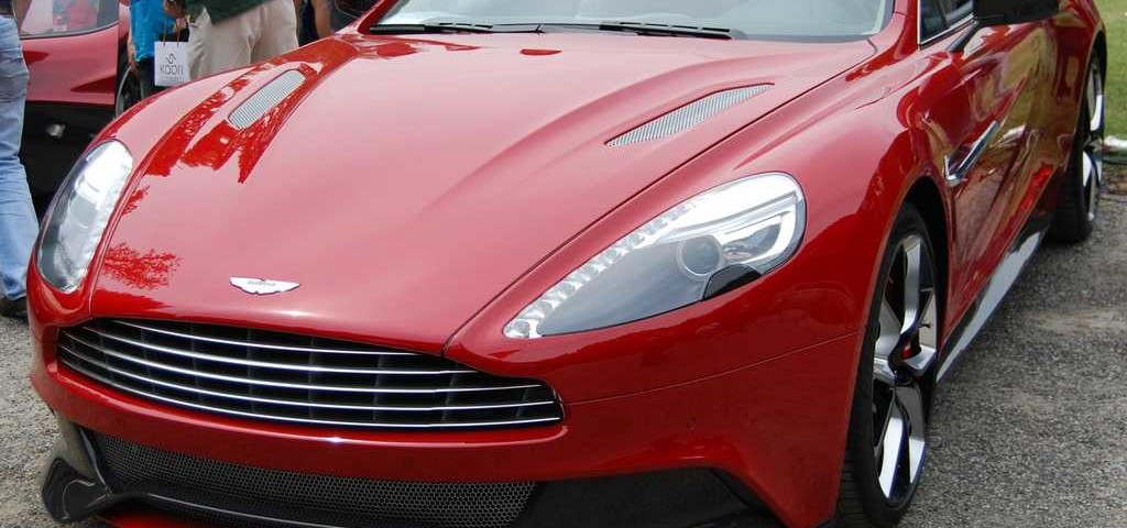 Aston Martin AM310 Project a Villa d'este