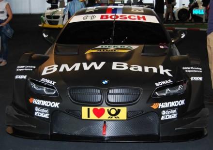 BMW torna al DTM dopo 50 Anni