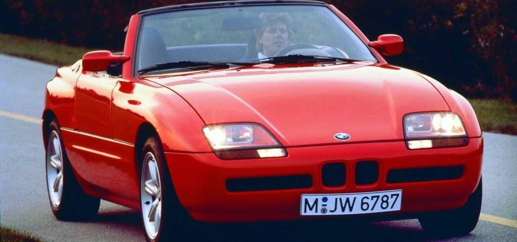25 Anni di BMW Z1