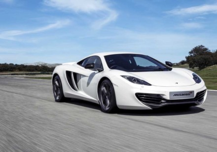 McLaren MP4-12C più potente
