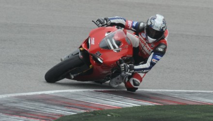 Ducati Riding Experience_TROY BAYLISS ACADEMY