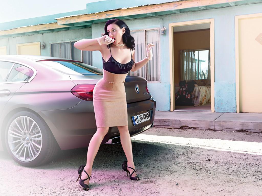 BMW Burlesque