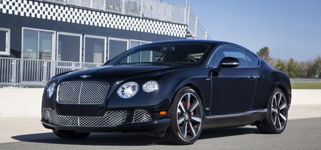 Bentley Le Mans Edition