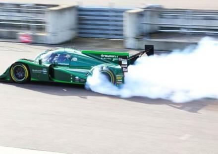 Drayson B12 69 EV Tenta il Record