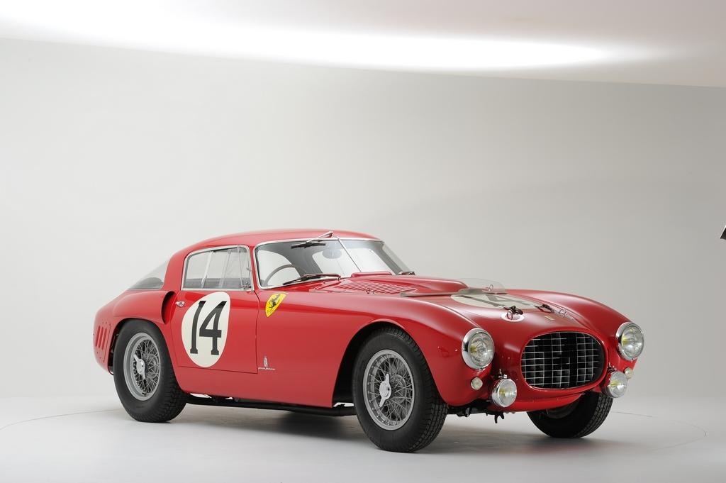 Ferrari 340 375 MM Berlinetta Competizione - Pininfarina