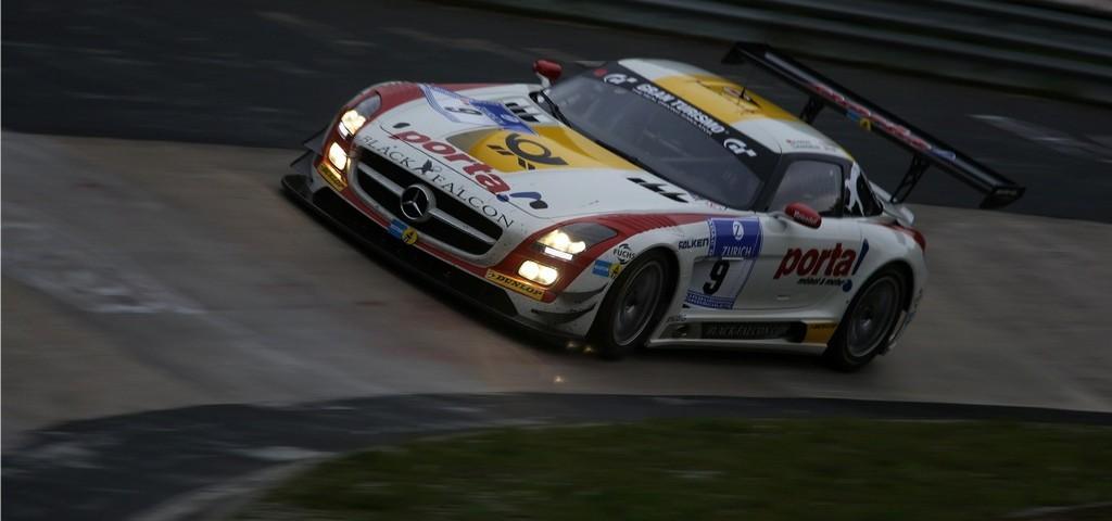 Dunlop vince la 24 Ore Nurburgring
