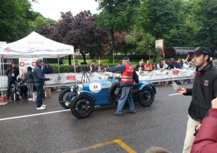 Mille Miglia Brescia 2013