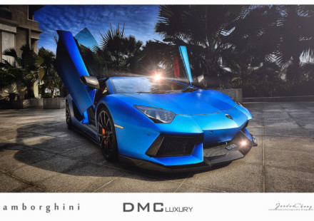 DMC Luxury Lamborghini Half Breed