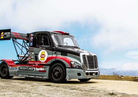 Freightliner Cascadia Pikes Peak Special