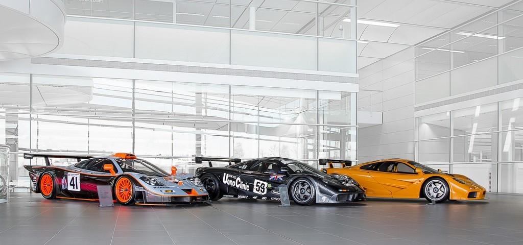 McLaren F1 Le Mans Festival of Speed