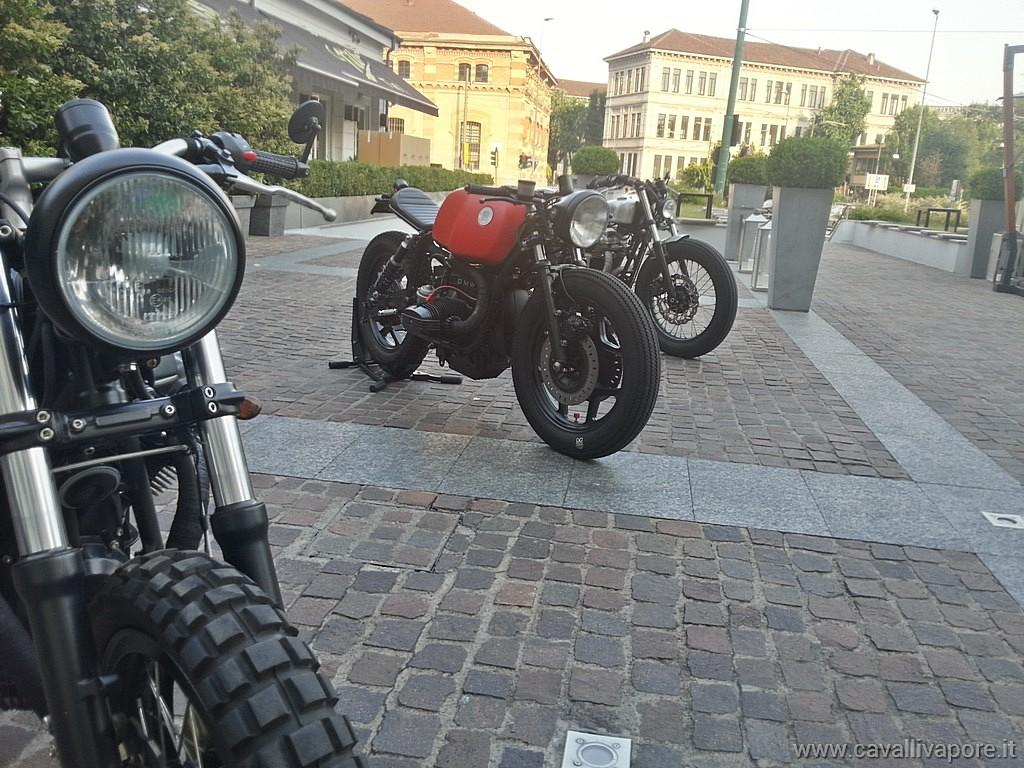 Moto di Ferro - Moschino Milano
