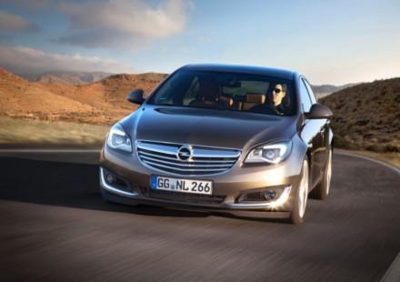 Opel Nuova Insignia