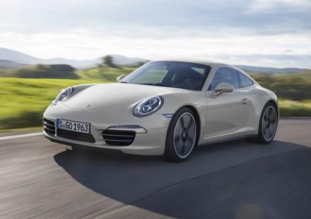 Porsche 911 50 anniversario