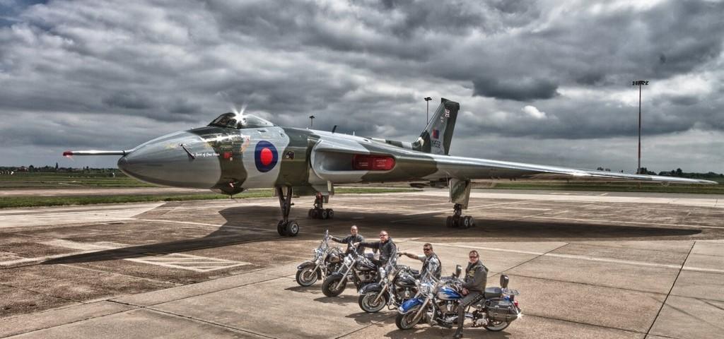 Vulcan to the Sky raduno Harley