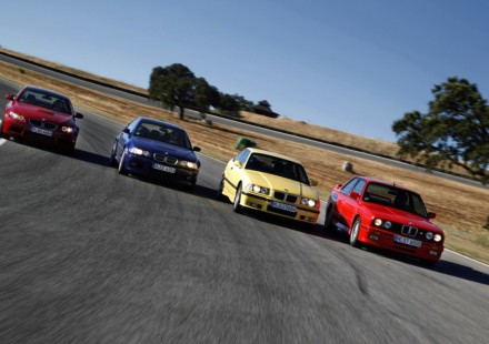 BMW M3 Coupe 4 generazione Stop