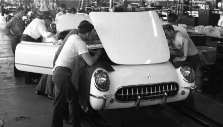 Corvette 60 anni