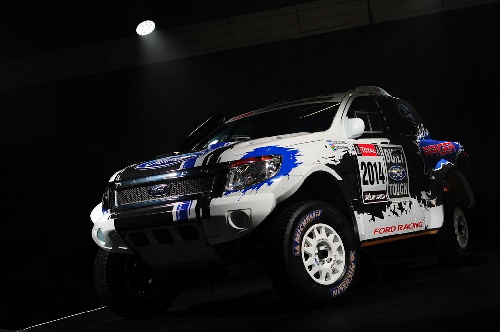 Ford T6 Ranger Dakar 4x4 Double Cab