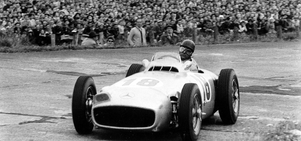 Mercedes-Benz modello W 196 R Grand Prix del 1954