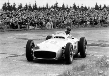 Mercedes-Benz modello W 196 R Grand Prix del 1954