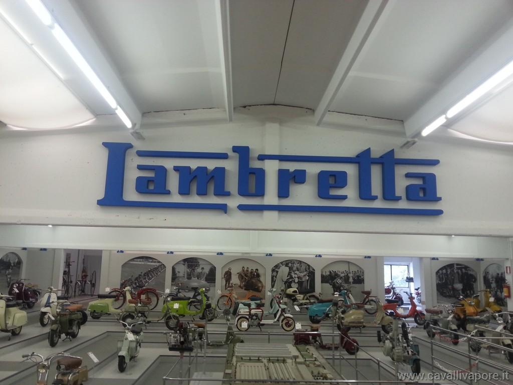 Museo Scooter e Lambretta