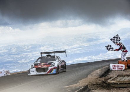 PIkes Peak Unlimited 2013