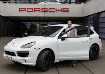 Porsche Cayenne 500.000