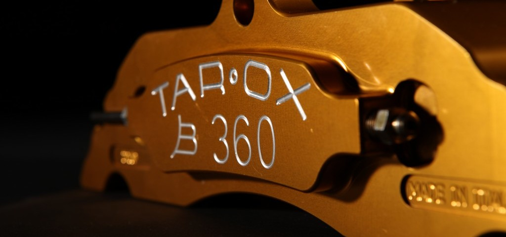 Tarox B360-10 gold Pinza