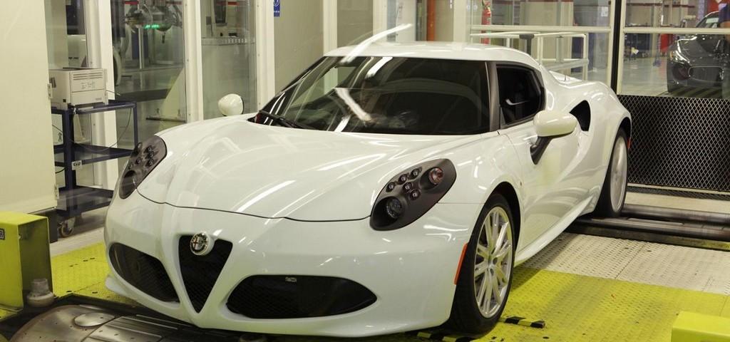 Alfa Romeo 4C come nasce