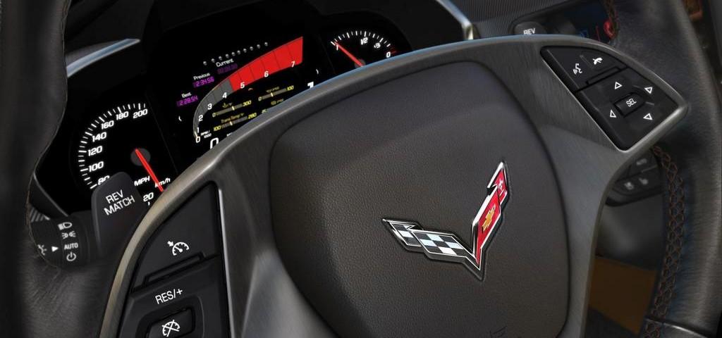 Corvette Stingray Cruscotto