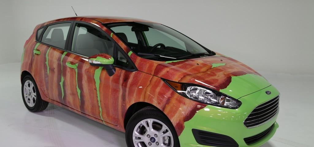 Ford Fiesta Bacon